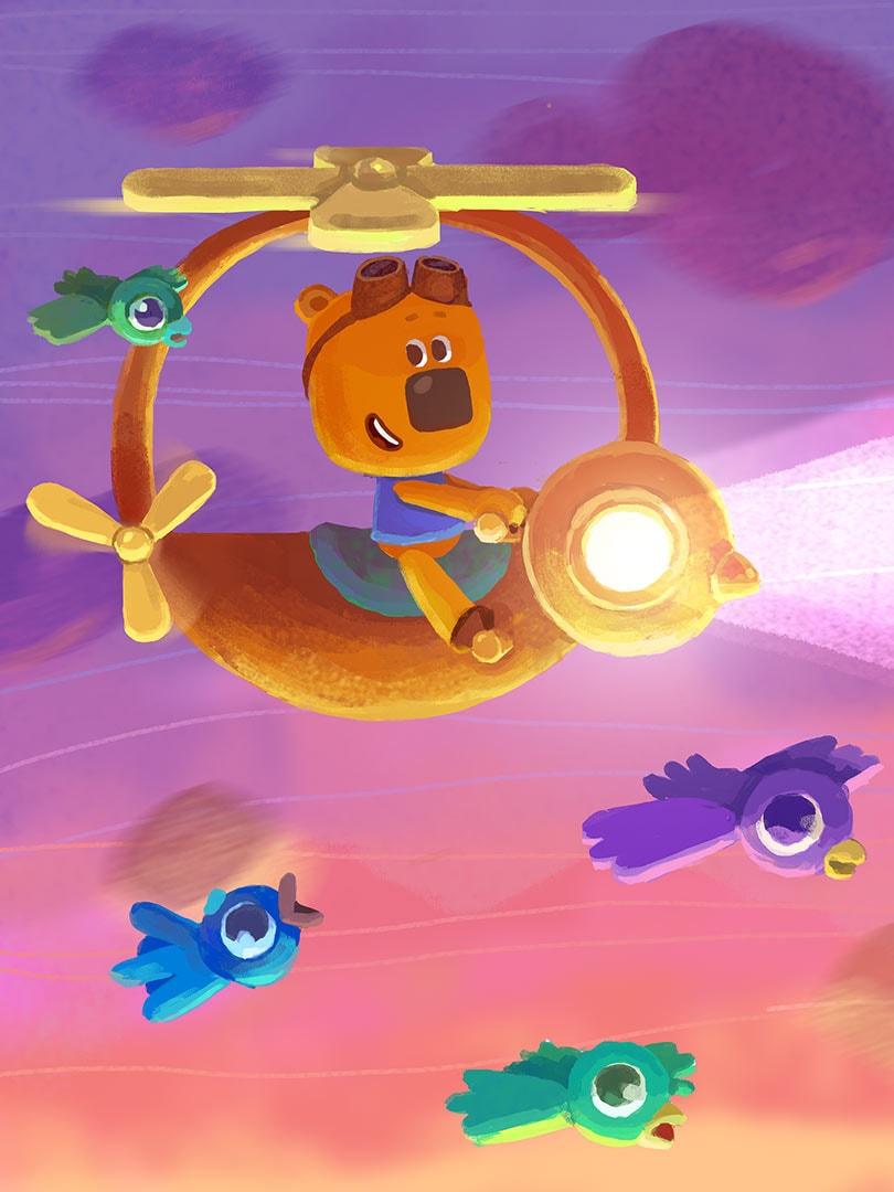 Ми-ми-мишки: Настоящий друг - Скриншот 7