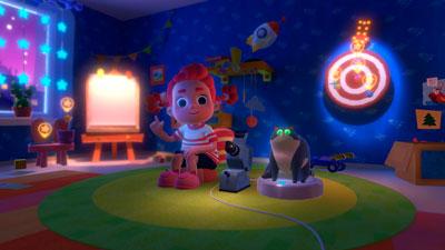 Волшебный фонарь VR - Скриншот 1
