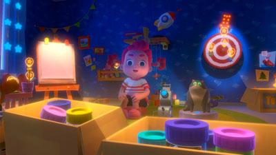 Волшебный фонарь VR - Скриншот 4