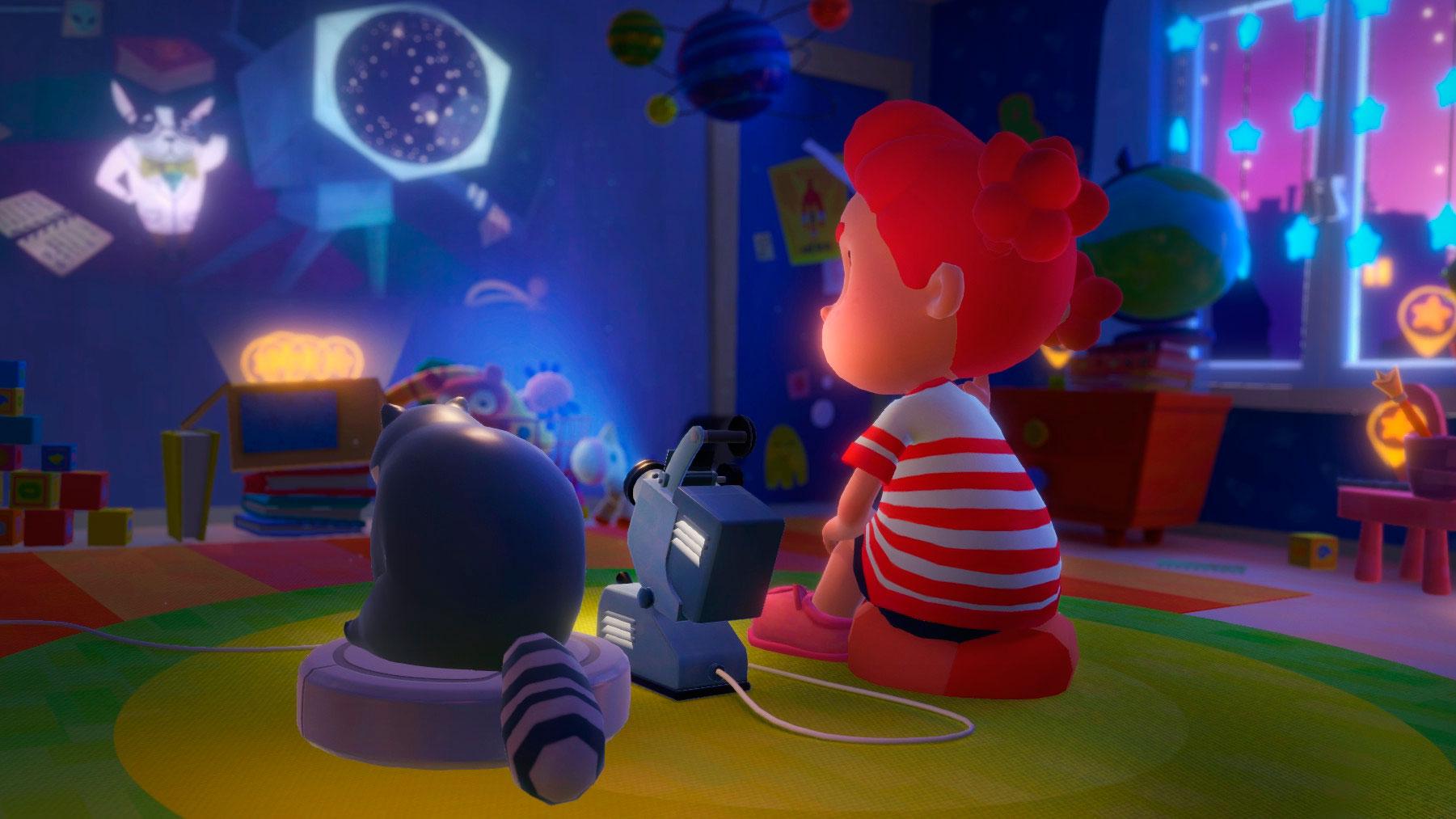 Волшебный фонарь VR - Скриншот 5