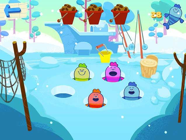 Мини-игры - Рыбалка