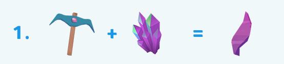 копия кристалла