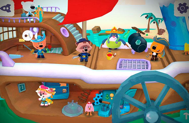 Ми-ми-мишки в космосе - Скриншот 3