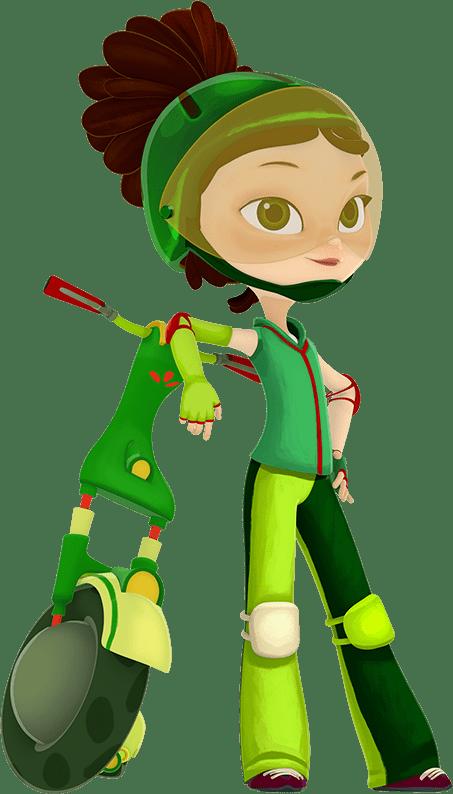 Сказочный патруль - Маша